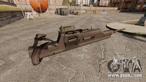 Maxim machine gun XM312 for GTA 4 second screenshot