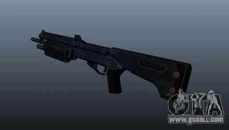 Halo 3 shotgun for GTA 4 second screenshot