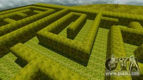 Maze for GTA 4 fifth screenshot