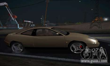 Fiat Coupe for GTA San Andreas left view