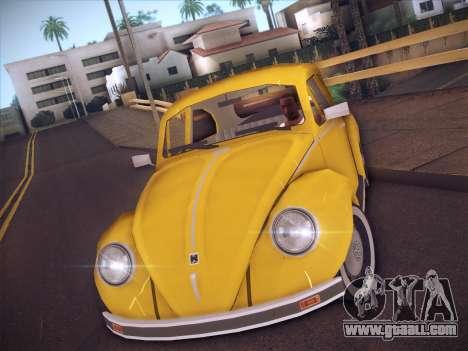 Volkswagen Käfer for GTA San Andreas
