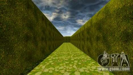 Maze for GTA 4 sixth screenshot