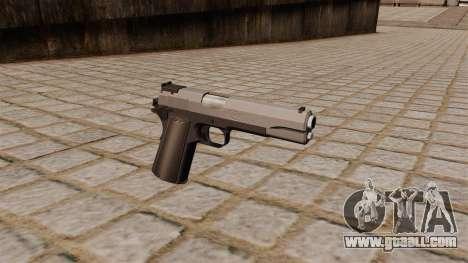 Pistol M1911 DFMS for GTA 4