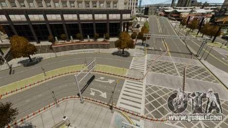 Liberty City Race Track for GTA 4 ninth screenshot