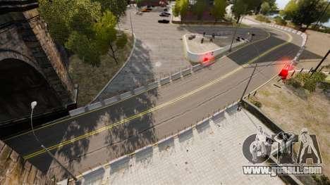 Liberty City Race Track for GTA 4 forth screenshot