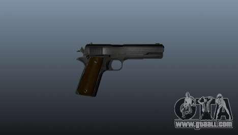 Colt M1911 Pistol for GTA 4 third screenshot