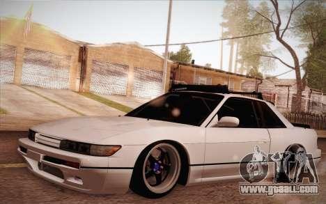 Nissan Silvia S13 Stance for GTA San Andreas