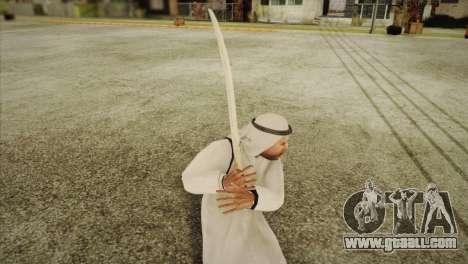 Hadhafang for GTA San Andreas third screenshot