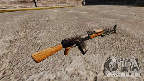 AK-47 v3 for GTA 4 second screenshot