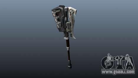 Hammer for GTA 4 second screenshot