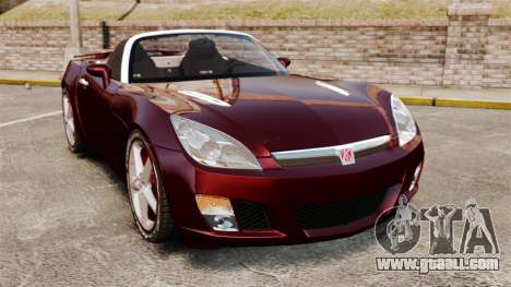 Saturn Sky Red Line Turbo for GTA 4