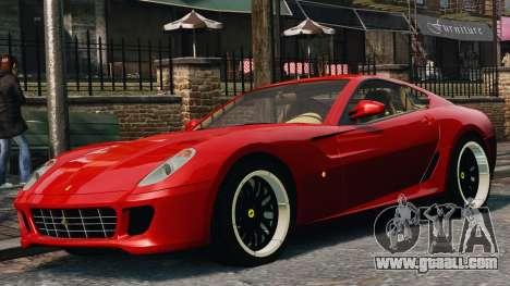 Ferrari 599 GTB Hamann 2006 for GTA 4