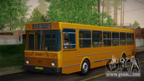 LIAZ 5256.00 skin Pack 6 for GTA San Andreas right view
