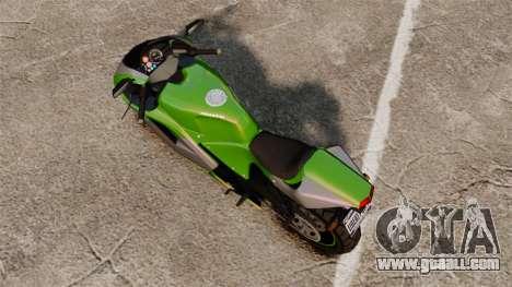 GTA IV TLAD Bati for GTA 4 right view
