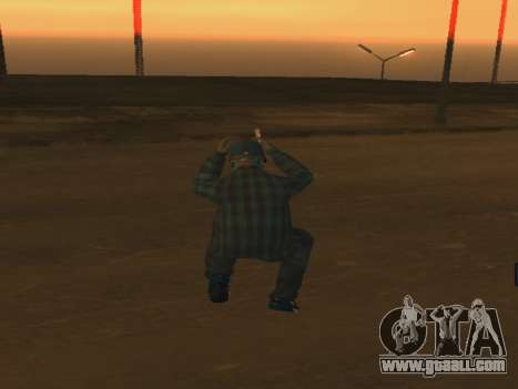 Color Mod for GTA San Andreas forth screenshot