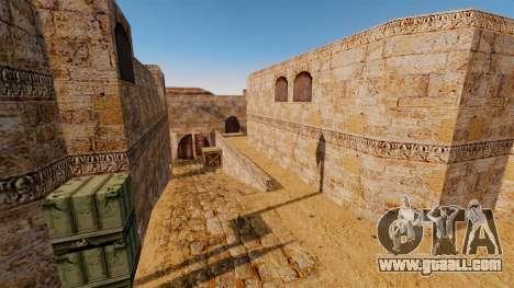 Location Of Counter-strike De_Dust2 for GTA 4 seventh screenshot
