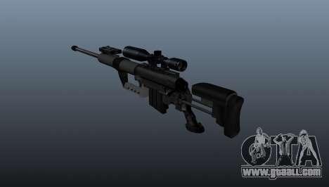 50 sniper rifle-caliber for GTA 4 second screenshot