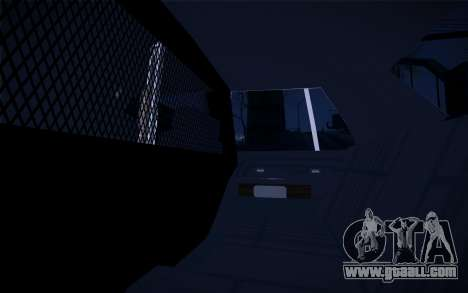 Police North Yankton for GTA San Andreas side view