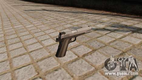 Pistol M1911 DFMS for GTA 4 second screenshot