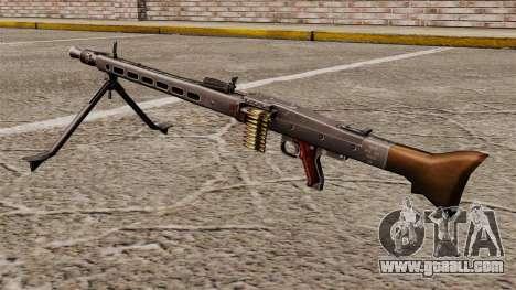 General-purpose machine gun MG42 for GTA 4 second screenshot