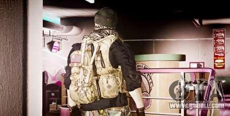 Pak from Battlefield 4 for GTA 4 third screenshot