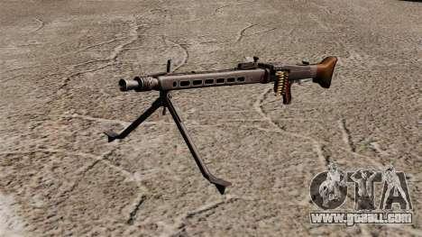 General-purpose machine gun MG42 for GTA 4