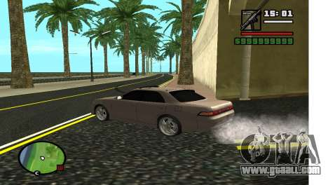 Alley in LA for GTA San Andreas second screenshot