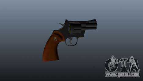 Revolver Python 357 for GTA 4 third screenshot