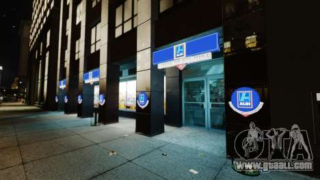 Aldi Stores for GTA 4 third screenshot