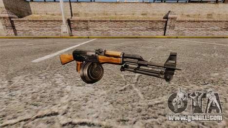 AK-47 v3 for GTA 4