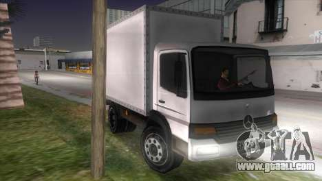 Mercedes Benz Atego for GTA Vice City