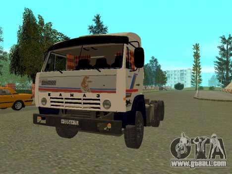 KAMAZ 5410 for GTA San Andreas