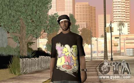 Ghetto Playboy for GTA San Andreas