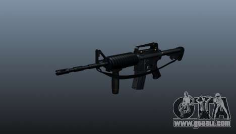 Automatic carbine M4A1 Grip for GTA 4