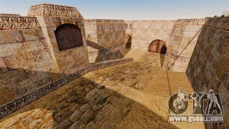 Location Of Counter-strike De_Dust2 for GTA 4 sixth screenshot