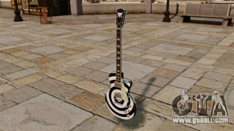 Combat guitars for GTA 4