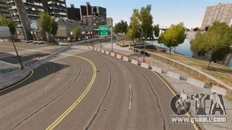 Liberty City Race Track for GTA 4 second screenshot