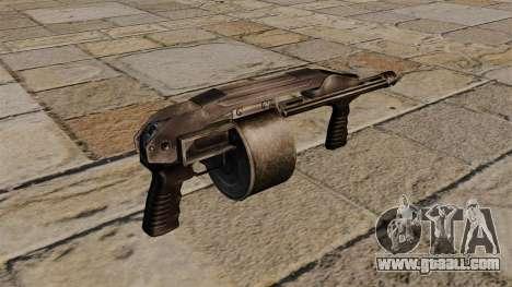Smooth-bore gun Protecta for GTA 4 second screenshot