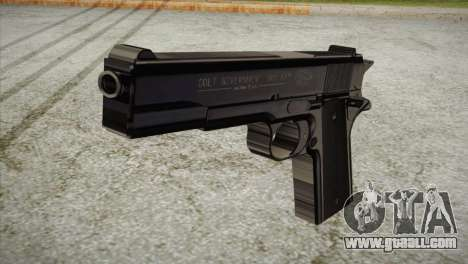 Colt Government 1911 for GTA San Andreas