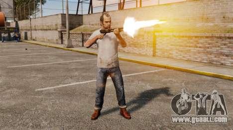 Trevor Phillips for GTA 4 third screenshot