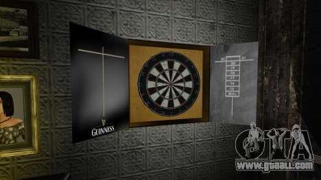 Guinness Darts for GTA 4