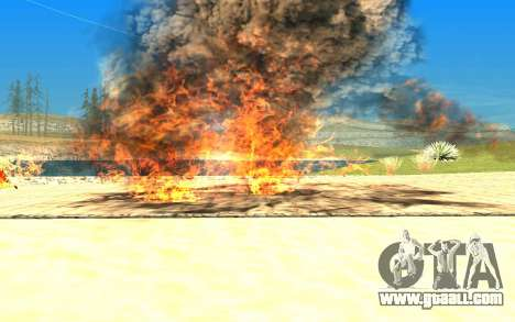 New Effects v1.0 for GTA San Andreas forth screenshot