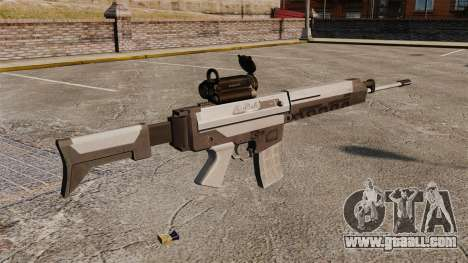 Automatic rifle ACR for GTA 4 second screenshot