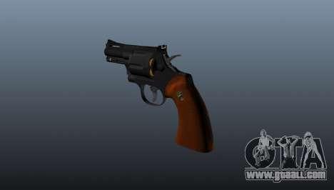 Revolver Python 357 for GTA 4 second screenshot