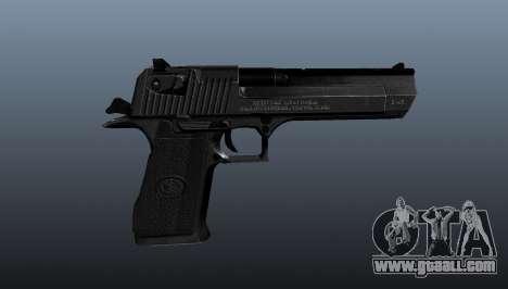 Desert Eagle Pistol for GTA 4 third screenshot