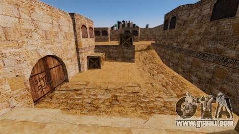 Location Of Counter-strike De_Dust2 for GTA 4 fifth screenshot