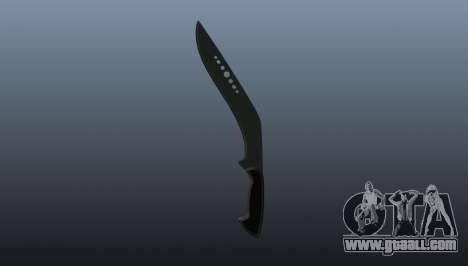 Kukri blade for GTA 4 second screenshot