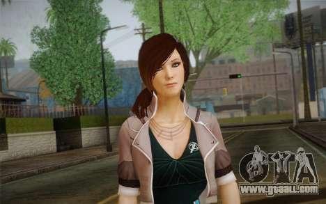 Remember Me Alexia for GTA San Andreas