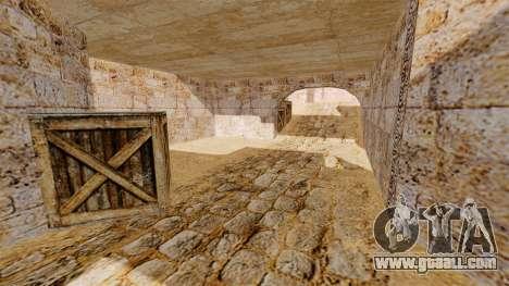 Location Of Counter-strike De_Dust2 for GTA 4 second screenshot