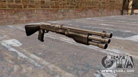 Benelli M3 Super 90 shotgun for GTA 4